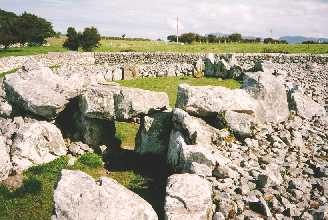 (2) Creevykeel court cairn