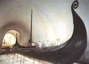 (5) Viking ship